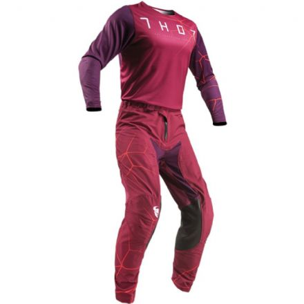Thor PRIME PRO Infection Maroon Red Orange